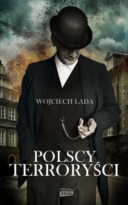 Polscy terroryści - Wojciech Lada | okładka