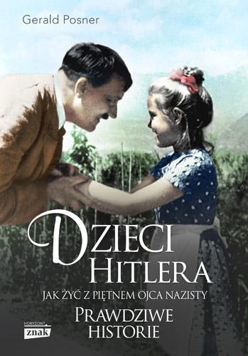 Dzieci Hitlera - Gerald Posner | okładka