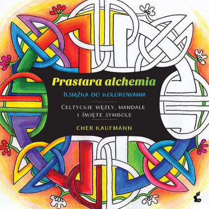 Prastara alchemia - Cher Kaufmann   okładka