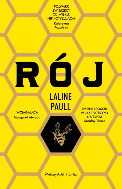 Rój - Paull Laline | okładka