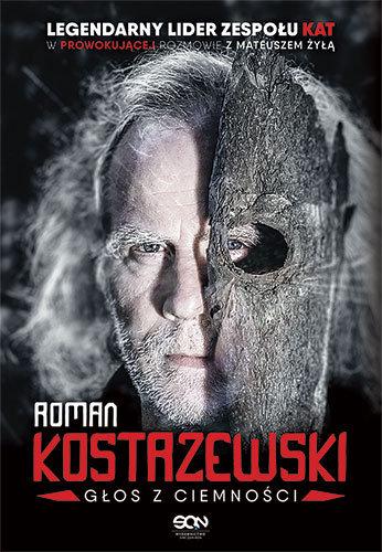 Roman Kostrzewski. Głos z ciemności - Kostrzewski Roman, Żyła Mateusz | okładka