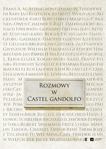 Rozmowy w Castel Gandolfo -  | okładka