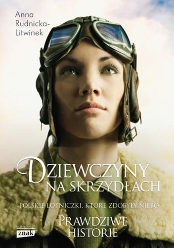 Dziewczyny na Skrzydłach - Rudnicka-Litwinek Anna | okładka