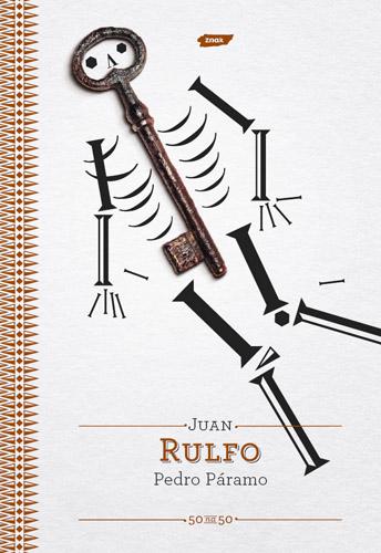 Pedro Páramo - Juan Rulfo   | okładka