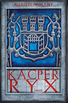Kacper Ryx - Mariusz Wollny  | okładka