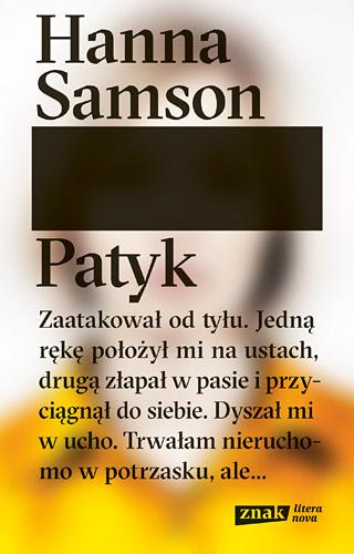 Patyk - Hanna Samson | okładka