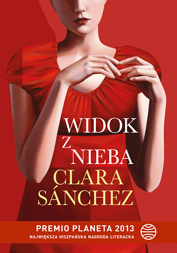 Widok z nieba - Clara Sanchez | okładka