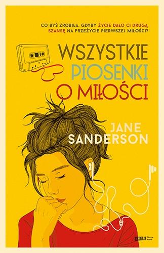 Wszystkie piosenki o miłości  - Jane Sanderson   okładka