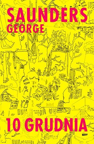 10 grudnia  - Saunders George   okładka