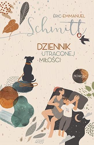 Dziennik utraconej miłości - Schmitt Eric-Emmanuel | okładka