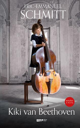 Kiki van Beethoven - Eric-Emmanuel Schmitt  | okładka