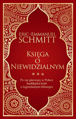 Księga o Niewidzialnym - Eric-Emmanuel Schmitt | okładka