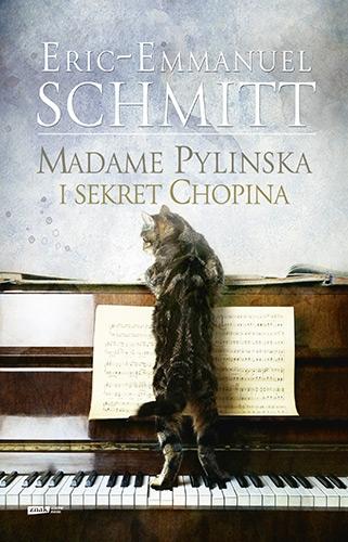 Madame Pylinska i sekret Chopina - Eric-Emmanuel Schmitt  | okładka