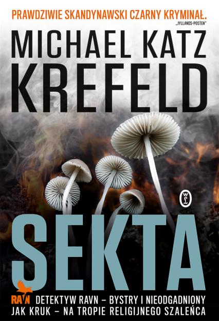 Sekta - Krefeld Michael Katz | okładka