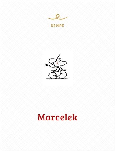 Marcelek - Jean-Jacques Sempe | okładka