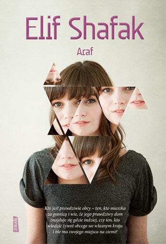 ARAF - Elif Shafak | okładka
