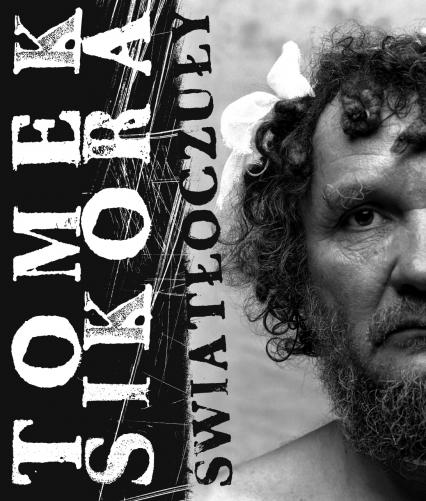 Światłoczuły - Tomek Sikora  | okładka