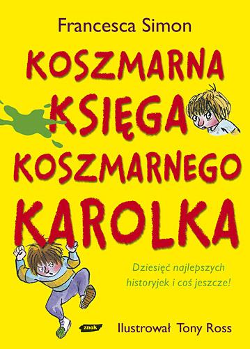Koszmarna Księga Koszmarnego Karolka