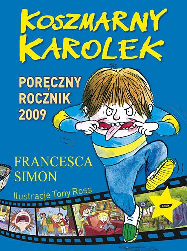 Koszmarny Karolek. Poręczny Rocznik 2009 - Francesca Simon  | okładka
