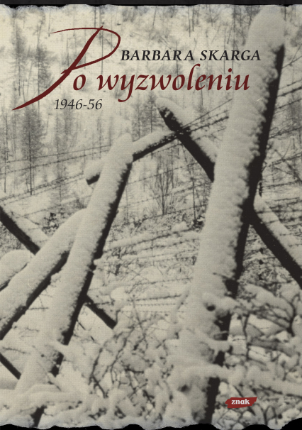 Po wyzwoleniu… (1944–1956) - Barbara Skarga  | okładka
