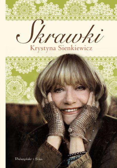 Skrawki - Krystyna Sienkiewicz | okładka