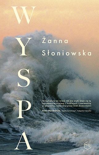 Wyspa - Żanna Słoniowska | okładka