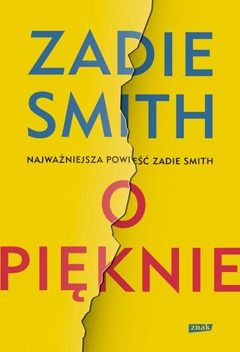 O pięknie - Smith Zadie | okładka