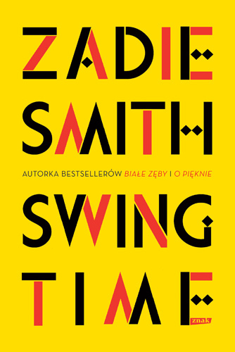 SWING TIME - Zadie Smith | okładka