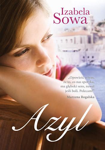 Azyl - Izabela Sowa | okładka