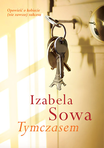 Tymczasem - Izabela Sowa | okładka