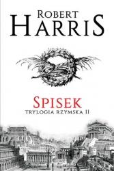 Spisek - Robert Harris | okładka