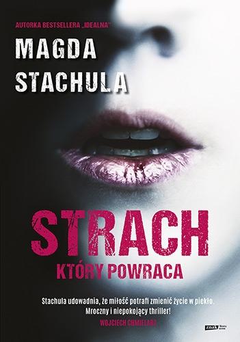 Strach, który powraca - Stachula Magda | okładka