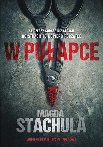 W pułapce - Magda Stachula | okładka