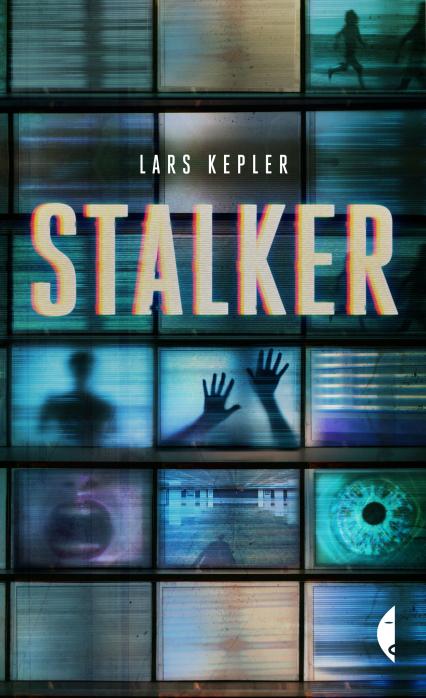 Stalker - Lars Kepler | okładka