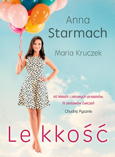 Lekkość - Anna Starmach   okładka
