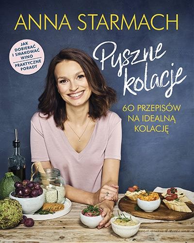 Pyszne kolacje - Anna Starmach | okładka
