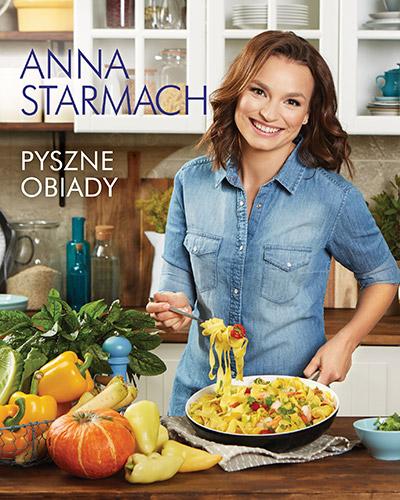 Pyszne obiady - Anna Starmach | okładka