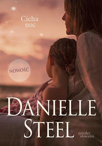 Cicha noc - Danielle Steel | okładka