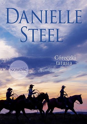Córeczki tatusia - Steel Danielle | okładka
