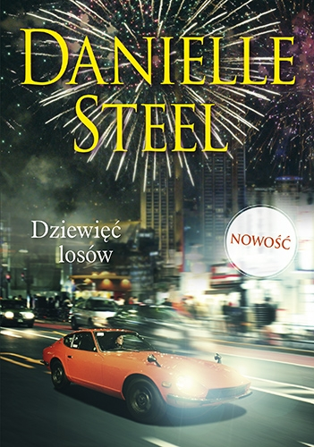 Dziewięć losów  - Steel Danielle | okładka