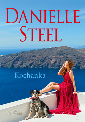 Kochanka - Danielle Steel | okładka