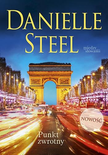 Punkt zwrotny - Danielle Steel | okładka