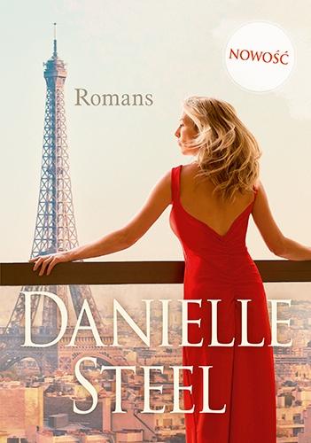 Romans - Steel Danielle | okładka