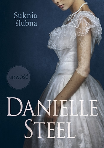 Suknia ślubna - Steel Danielle | okładka