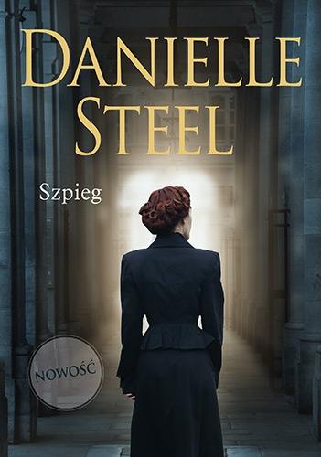 Szpieg - Danielle Steel | okładka