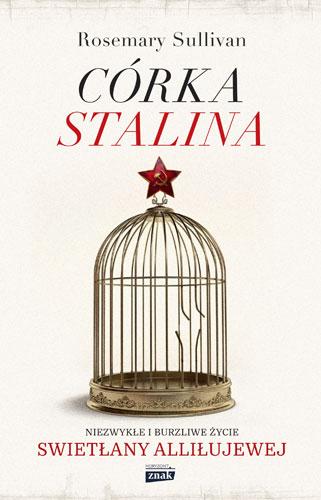 Córka Stalina - Rosemary Sullivan | okładka