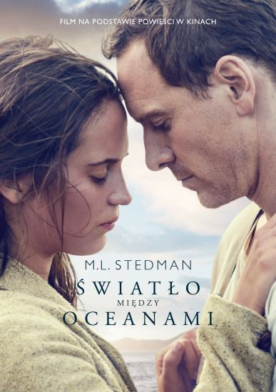 Światło między oceanami - M.L. Stedman | okładka