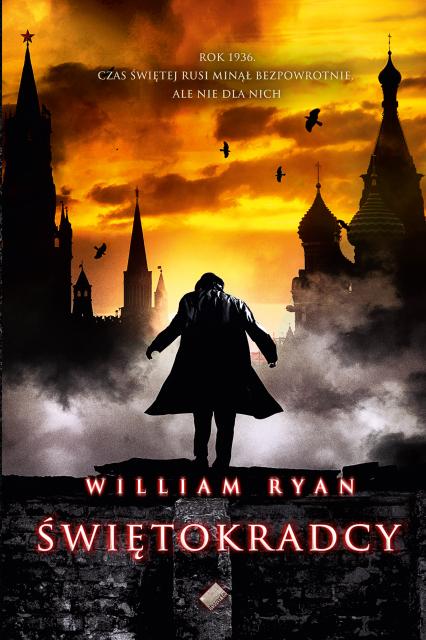 Świętokradcy - William  Ryan  | okładka