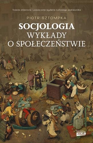Socjologia. Wykłady o społeczeństwie - Sztompka Piotr   okładka