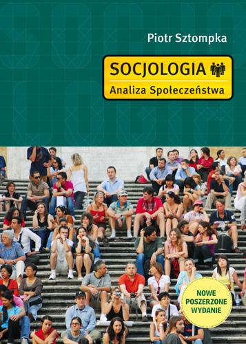 Socjologia. Analiza społeczeństwa - Piotr Sztompka  | okładka